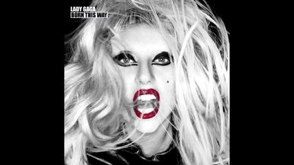 Lady Gaga Sheibe