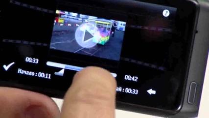 Камера на Nokia N8