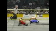 N W A: T N A - Jerry Lynn vs Low Ki