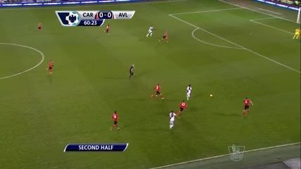 Кардиф - Астън Вила 0:0