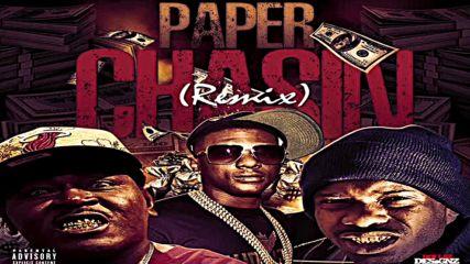 Kolyon -paper Chasin Remix- Feat. Trick Daddy Boosie Badazz Wshh - Official Audio 2016