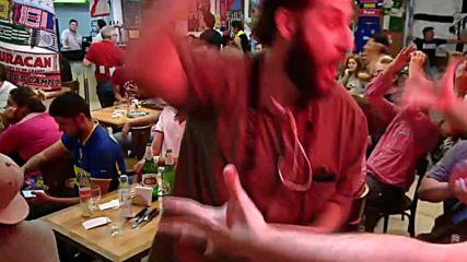 Argentina: Fans ecstatic as River beat Boca 3:1