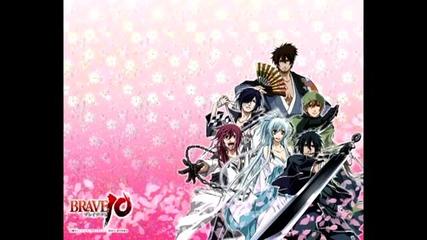 Brave 10 - Opening1 - Seirei Hirai