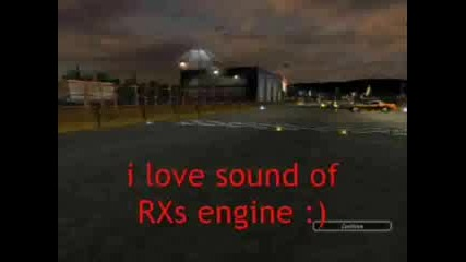 Need For Speed - Trix With Mazda Rx7