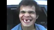 Циганен без зъби - смях