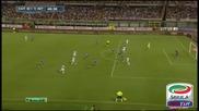 Катания – Интер 0-3