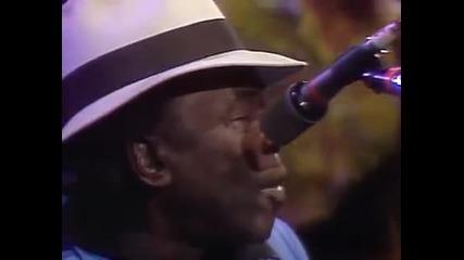 The living legends of blues - John Lee Hooker / Montreal