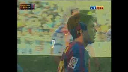 Valencia - Fcbarcelona 04 - 05, Ronaldinho