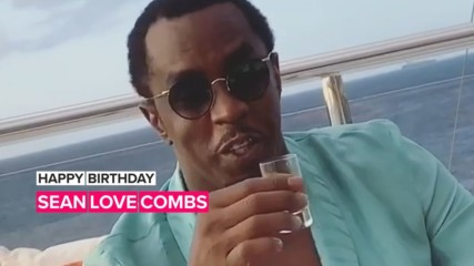 A birthday tribute to the name changes of Sean Love Combs