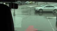 133 машини чистят София от снега