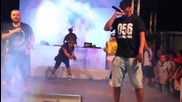 Dim4ou & F.o. - Live - Bedroom Слънчев Бряг (07.08.2013) Част 2/2