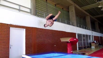 Християн Христов - Демо - Evdemonia Stunt Team