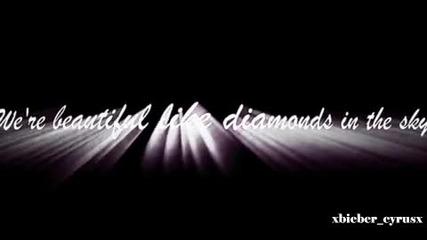 Selena- shine bright like a diamond.