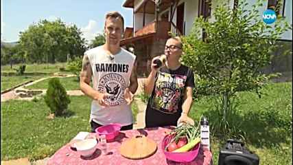 Балканска кухня с Ваня Джаферович в