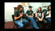 System of a Down - Interview [big Day Out 2005]