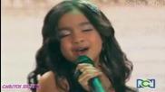 Малка сладурана пее песента No One
