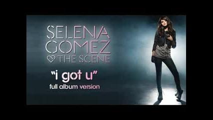 Selena Gomez & The Scene - I Got U