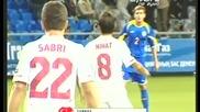 03.09.2010 Казахстан 0 - 3 Турция гол на Нихат