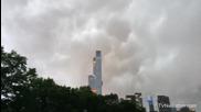 Буря в Ню Йорк 3.7.2014