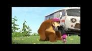 Маша и медведь 38 серия