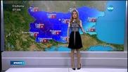Прогноза за времето (06.03.2015 - централна)