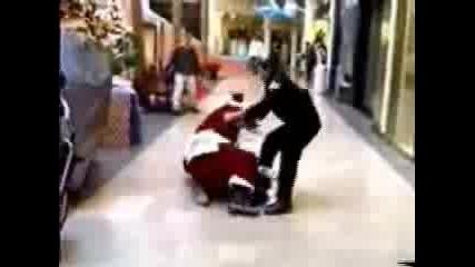 Дядо Коледа-лудак