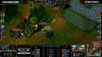 League of Legends Esl Bulgaria, Eps сезон 7 Eune, Квалификация 2 - Afk Tv Еп. 23 част 4.3