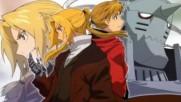 Fullmetal Alchemist . Brotherhood opening 3