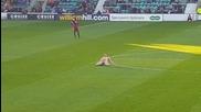 Гол запалянко смути играчите на Шотландия и Катар