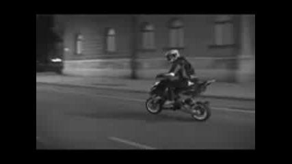 Яки трикове с Yamaha Aerox