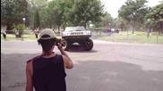 Dakar 2010 луд хамър