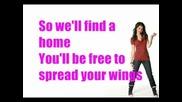 Selena Gomez - Fly To Your Heart lyrics