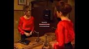 Acorralada Girl fight between Diana, Marfil and Camila