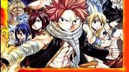 { Bg Sub } Fairy Tail Manga 446 - The Land Abandoned by God