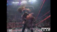 Trish Vs Mickie Nyr 2oo6 - Never Let U Go Mv