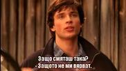 [ С Бг Суб ] Smallville s01 ep16 - Stray Високо Качество 1/2