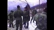 Кадри С Руски Доброволци В Босна