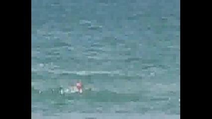 Джет С Канапе В Морето ... Мноооого Диво