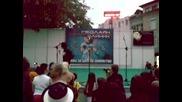 Michael Jackson Earth song - Live в изпълнение на Алекс Георгиев