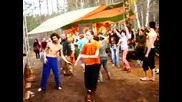 Танцът на водораслите,уникално парти!