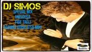 Dj Simos - Spesial Mix - Anisixisa + Fige Treli + Asemas Kouklitsa Mou 2013