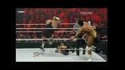 Edge & Christian vs. Alberto Del Rio & Brodus Clay - Wwe Raw 28.03.2011