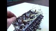 Саморъчно Изработен Двигател За Кола