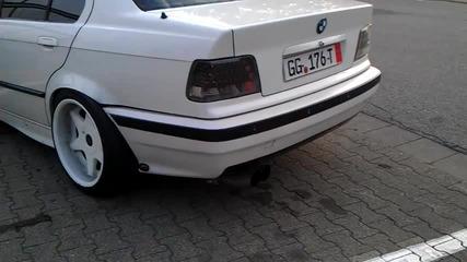 Bmw M3 Звук