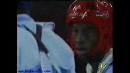 Taekwondo knockouts