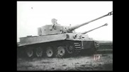 Tiger Tank in action