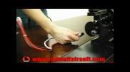 Redwolf Airsoft - Creation M134 Minigun Aeg
