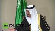 Turkey: Putin meets Saudi King Salman bin Abdulaziz Al Saud for talks