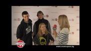 Младите български рок групи