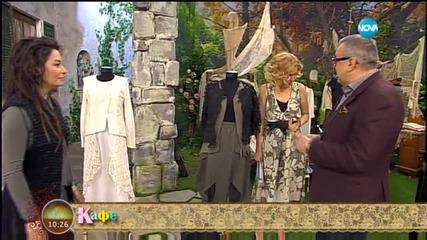 Седмицата на модата в София с предпремиера в На кафе (22.03.2016)